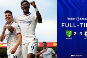 Chelsea có chiến thắng đầu tiên tại Ngoại hạng Anh 2019-2020