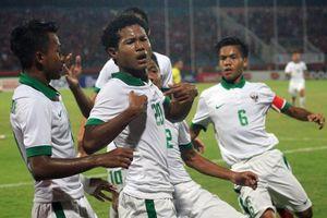 Cùng bảng đấu World Cup với Việt Nam, tuyển Indonesia triệu tập 'thần đồng'
