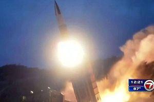 Nhật Bản: Triều Tiên vừa phóng hai tên lửa đạn đạo