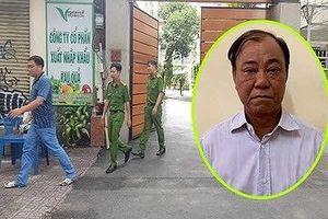 Ông Lê Tấn Hùng bị khởi tố thêm về tội tham ô