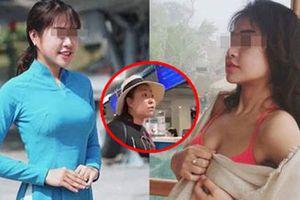 Cô gái đăng clip nữ Đại úy công an náo loạn sân bay bị nhân vật chính dọa tung clip nóng nếu không gỡ xuống?