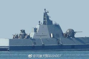 Tàu tên lửa tấn công nhanh tàng hình đầy bí ẩn của Triều Tiên
