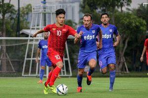 Martin Lo nói gì khi bất ngờ vắng mặt trong danh sách U22 Việt Nam?