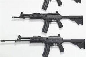 Súng trường tấn công Galil: 'AK-47' của người Do Thái