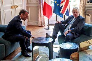 Tổng thống Pháp: Không còn thời gian để viết lại thỏa thuận Brexit