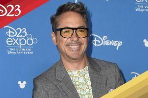 Robert Downey Jr. nhắc lại chuyện hút cần sa trong quá khứ khi lên nhận giải Disney Legends tại D23 Expo