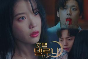 Phim 'Hotel Del Luna' tập 13: Bỏ IU ở lại Yeo Jin Goo một mình băng qua đường hầm sinh tử và bất ngờ được 'tình cũ ngàn năm' của bạn gái cứu