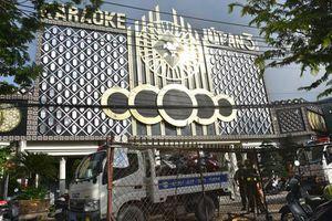 Bến Tre: Bắt nhóm đối tượng sử dụng ma túy trong quán karaoke