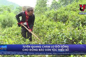 Tuyên Quang chăm lo đời sống cho đồng bào dân tộc thiểu số