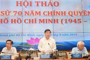 Đảng bộ, chính quyền và nhân dân TP. Hồ Chí Minh luôn nêu cao truyền thống cách mạng đấu tranh kiên cường