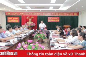 Hội nghị trực tuyến góp ý Dự thảo Báo cáo tổng kết công tác xây dựng Đảng và thi hành Điều lệ Đảng trình Đại hội XIII