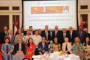 Nhiều hoạt động kỷ niệm 74 năm Quốc khánh Việt Nam trên thế giới