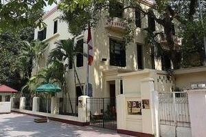 Địa chỉ Đại sứ quán Canada tại Việt Nam