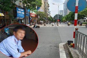Xe chở rác chạy giờ cấm, tông chết cháu bé trên phố Hà Nội: Nhân chứng nói tài xế rời khỏi hiện trường