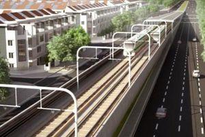 Ngã rẽ mới của Dự án metro số 1 Hà Nội tuyến Ngọc Hồi - Yên Viên