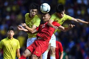 ĐT Việt Nam có thể hóa giải nỗi lo quá tải để quyết đấu Thái Lan?