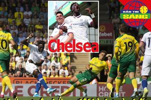 Chelsea thắng trận với đội hình trẻ nhất; Liverpool lập kỷ lục