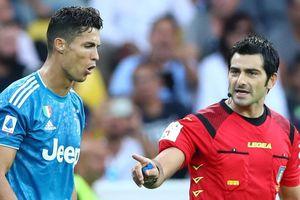 Cristiano Ronaldo có bị mất oan bàn thắng vì VAR?