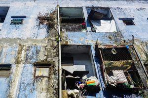 Dân Đà Nẵng nơm nớp lo sợ vì chung cư nứt toác, xuống cấp