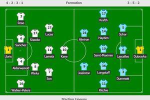 Tottenham trắng tay trên sân nhà trong ngày Son trở lại
