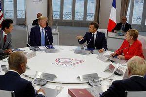 Lãnh đạo G7 đã thống nhất giải pháp quan hệ với Nga và Iran