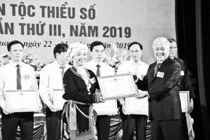 Ðại hội đại biểu các dân tộc thiểu số tỉnh Tuyên Quang