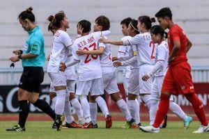 Tuyển nữ Việt Nam tự tin trước trận bán kết với Philippines