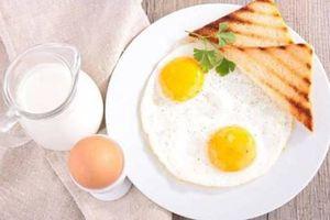 Thực phẩm tuyệt vời cho bữa sáng