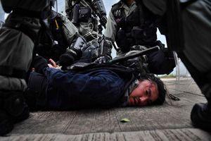 Cảnh sát Hồng Kông xác nhận bắt giữ 29 người biểu tình