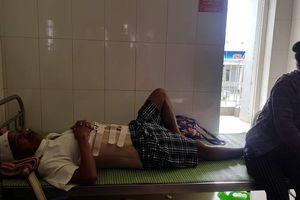 Quảng Trị: Tai nạn tại mỏ đá, 1 người chết, 2 người bị thương