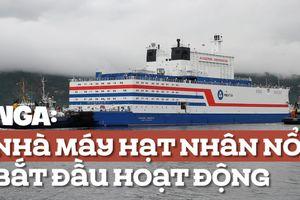 Nhà máy điện hạt nhân nổi của Nga đến Bắc Cực, gợi nỗi lo 'Titanic hạt nhân'