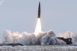Hạm đội Nga diễn tập với tên lửa 'thách thức mọi hệ thống phòng thủ'