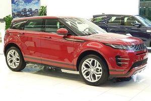 Đôi điều cần biết về Range Rover Evoque 2020 giá gần 4 tỷ ở Việt Nam