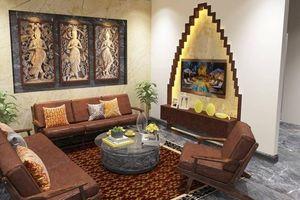 Độc đáo bất động sản tái hiện văn hóa Chăm Pa