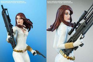 Marvel công bố trích đoạn 'Black Widow' với bộ giáp trắng như tuyết khi chiến đấu với TASkmaster