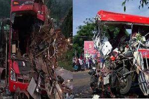 Xe khách gây tai nạn khiến 12 người chết được 'phù phép' thành xe mới