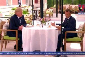 G7 bắt đầu hội nghị thượng đỉnh tại Pháp