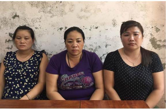 Nghệ An: Khởi tố 3 'nữ quái' buôn người qua biên giới