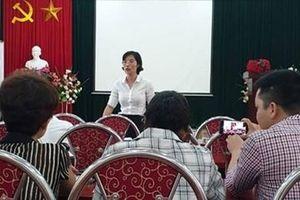 Đại học Đông Đô trả lời quanh co về việc đào tạo văn bằng 2 tại Hải Phòng