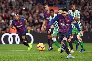 Barca - Betis: Chờ Messi cứu rỗi ĐKVĐ