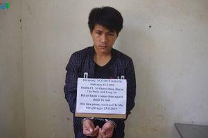 Bắt giữ 2 đối tượng mua bán trẻ sơ sinh đưa sang Trung Quốc