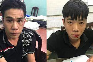 Trinh sát bí mật áp sát, tóm gọn 2 tên cướp điện thoại ở TP.HCM