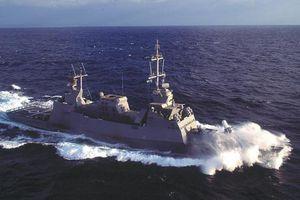 Israel tiếp tục nâng cấp Sa'ar 5 thành tàu hộ vệ 1.000 tấn mạnh nhất thế giới