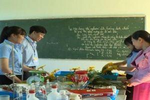Truyền cảm hứng cho học sinh tình yêu khoa học