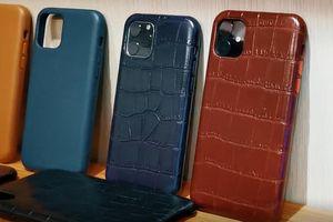 iPhone 11 chưa ra, ốp lưng đã có đủ loại ở chợ điện tử Trung Quốc