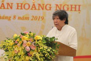 PGS Sử học Lê Văn Lan: Phim 'Hoằng Nghị đại vương' ca ngợi... hãng bia Đại Việt