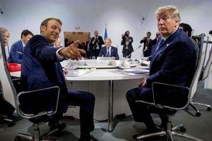 Ngoại trưởng Iran tới G7, nói tiếng lòng châu Âu