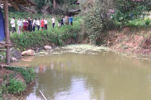 Ba trẻ tử vong do đuối nước tại Điện Biên