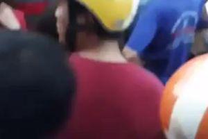 Vụ hàng trăm người vây xe CSGT: Clip chứng minh CSGT không truy đuổi