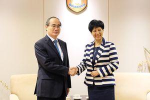 Hợp tác với Singapore nâng giáo dục phổ thông TPHCM đạt chuẩn quốc tế